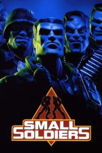 "Poster for the movie ""Small Soldiers"""
