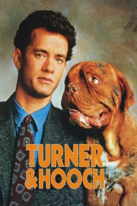 "Poster for the movie ""Turner & Hooch"""