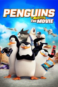 """Poster for the movie """"Penguins of Madagascar"""""""