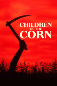 "Poster for the movie ""Children of the Corn"""