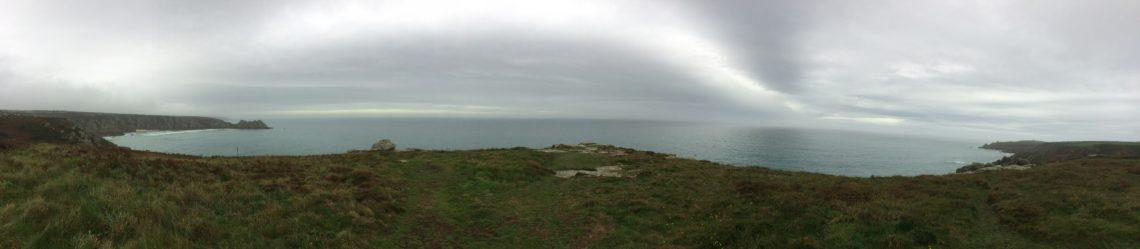 Porthcurno, Cornwall