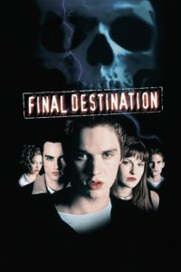 """Poster for the movie """"Final Destination"""""""