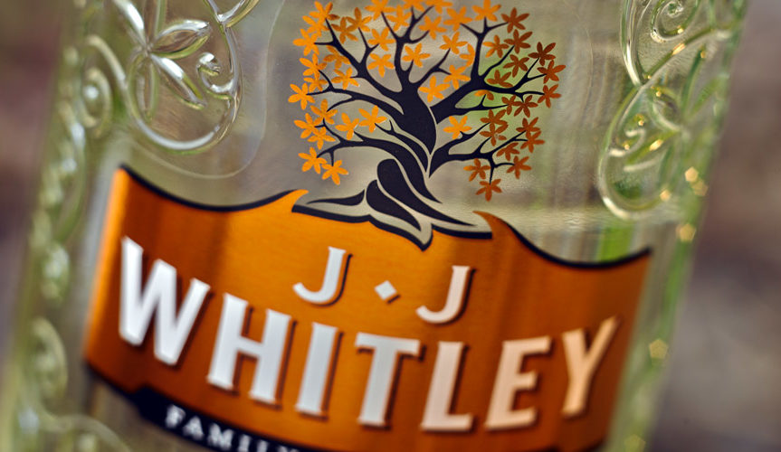 JJ Whitley Bottle