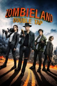 "Poster for the movie ""Zombieland: Double Tap"""