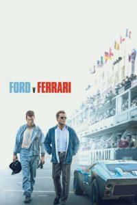 """Poster for the movie """"Ford v Ferrari"""""""