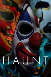 """Poster for the movie """"Haunt"""""""
