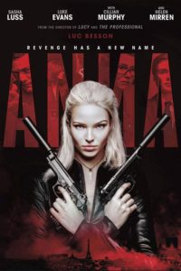 """Poster for the movie """"Anna"""""""