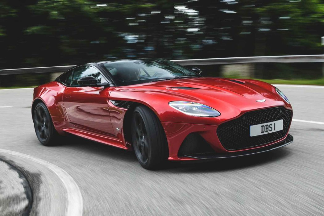 AML DBS Superleggera 5
