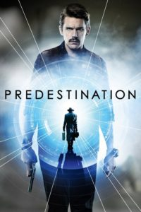 """Poster for the movie """"Predestination"""""""