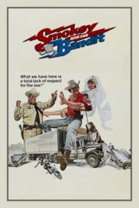 """Poster for the movie """"Smokey and the Bandit"""""""