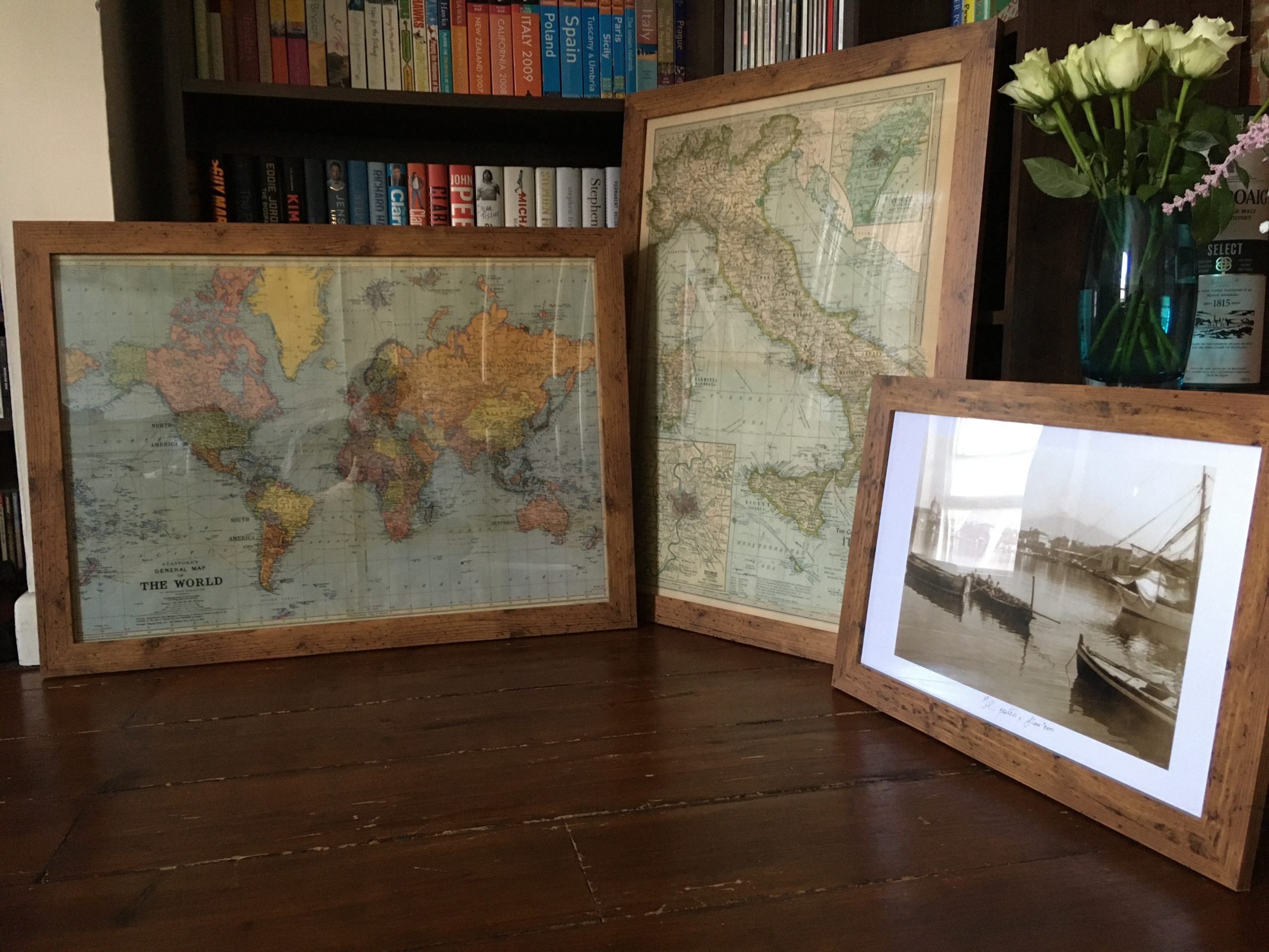 Maps & Pictures