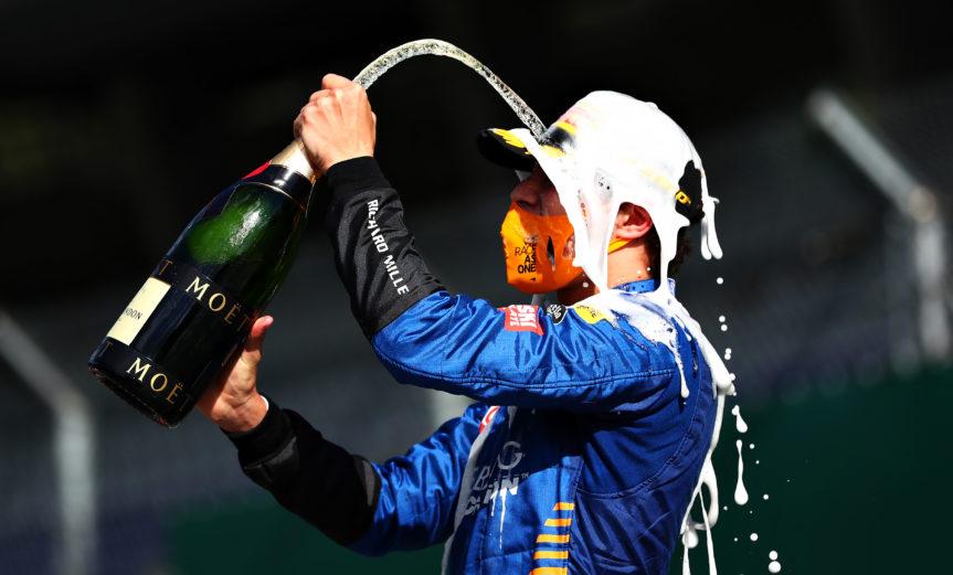 Norris 2020 Austria Grand Prix