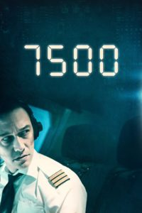 "Poster for the movie ""7500"""