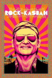 """Poster for the movie """"Rock the Kasbah"""""""