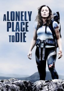 "Poster for the movie ""A Lonely Place to Die"""