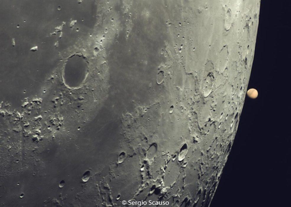 Moon & Mars