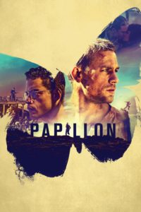 """Poster for the movie """"Papillon"""""""