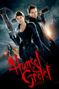 """Poster for the movie """"Hansel & Gretel: Witch Hunters"""""""