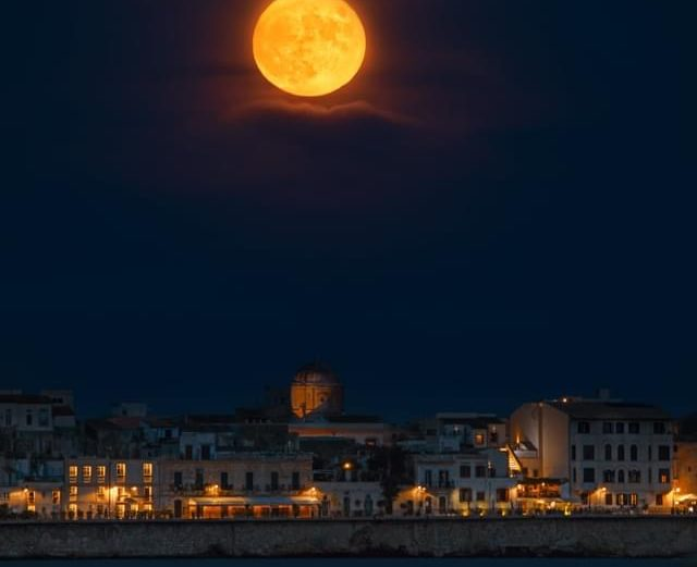 Moon, Siracusa
