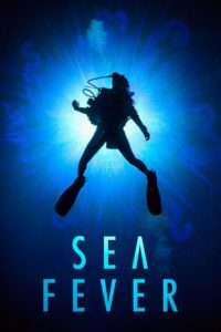 """Poster for the movie """"Sea Fever"""""""