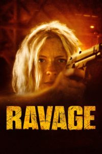 """Poster for the movie """"Ravage"""""""