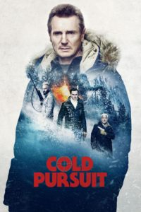 """Poster for the movie """"Cold Pursuit"""""""