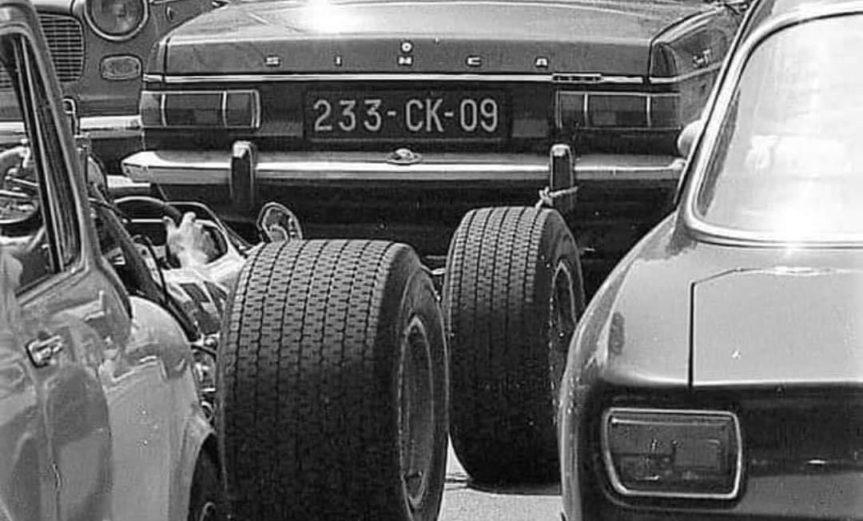 F1 Traffic
