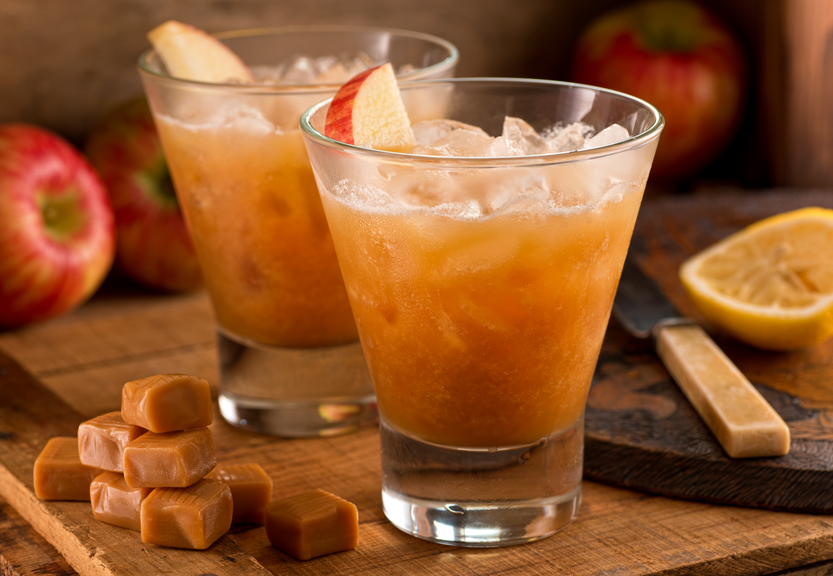 Toffee Apple Cocktail