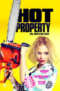 """Poster for the movie """"Hot Property"""""""