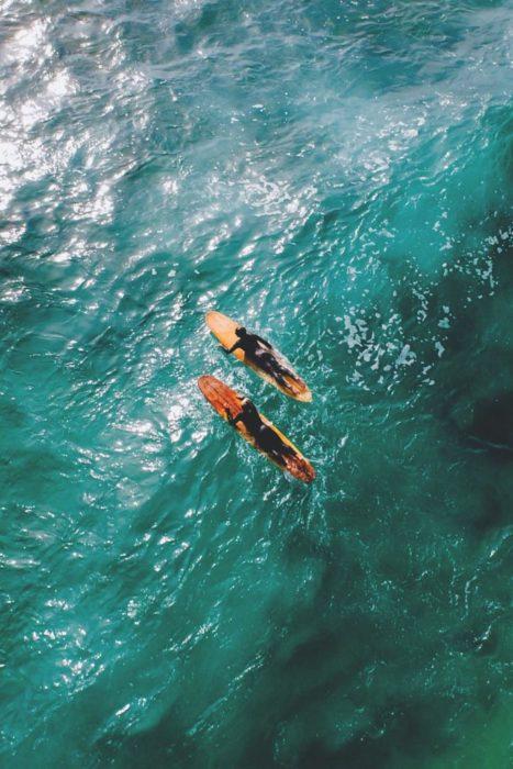 Surfing Phone 8