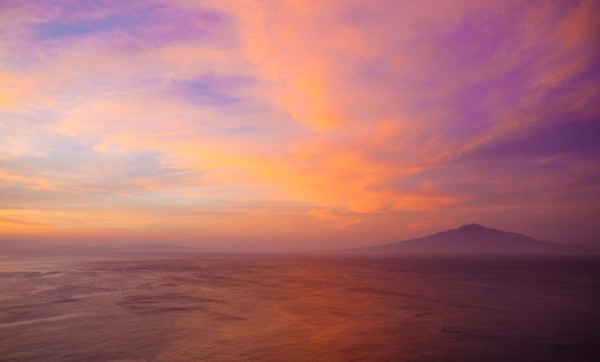 Sant Angello Sunset