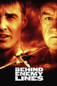 """Poster for the movie """"Behind Enemy Lines"""""""